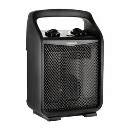 Portable Heater 1500W With Adjustable Thermostat Recirculati