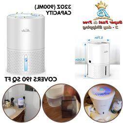 Portable Mini Dehumidifier Home Drying Moisture Air Room Bat