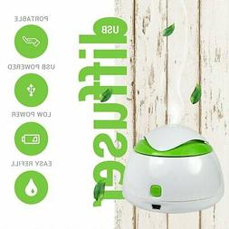 Portable Mini USB Humidifier Air Purifier Mist Maker for Off