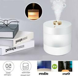 Portable Ultrasonic Cool Mist Humidifier Auto Shut-Off for R