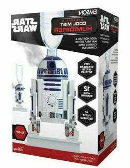 Star Wars R2D2 Personal Ultrasonic Cool Mist Humidifier by E