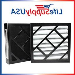 LifeSupplyUSA Replacement Air Filter for Bionaire 911D