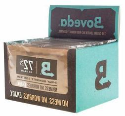 Boveda 72-Percent RH Retail Cube Humidifier/Dehumidifier, 60