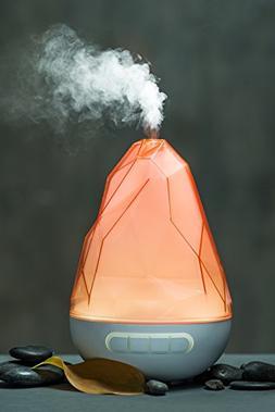 Rockano Diffusers 200ml Cool Mist Ultrasonic Humidifier Quoo