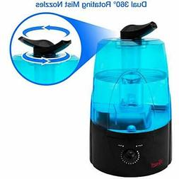 Rosewill Ultrasonic Cool Mist Humidifier For Bedroom Filter