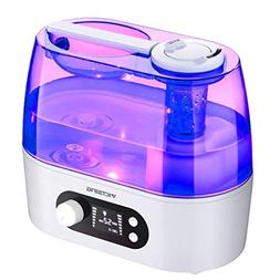 VicTsing Ultrasonic Cool Mist Humidifier, 3L House Humidifie