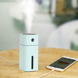 Small Living Room Humidifier Portable Cool Mist Office Perso