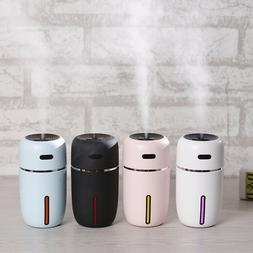 Small Portable Cool Mist Air Purifier Quiet Baby Bedroom Liv