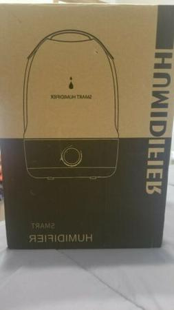 smart humidifier 3l ultrasonic humidifier white nib