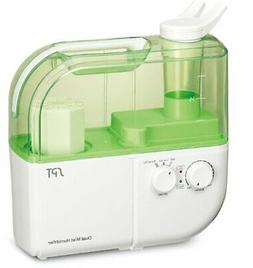 SPT Dual-Mist Ultrasonic Humidifier Warm/Cool - Green SU-401