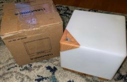 square aromatherapy essential oil diffuser humidifier