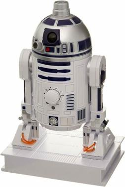 Star Wars R2D2 Ultrasonic Cool Mist Personal Humidifier, 5.5