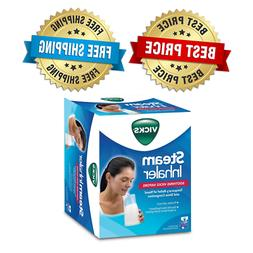 Steam Therapy Inhaler Sinus Relief Soothing Effect Flu Pad H