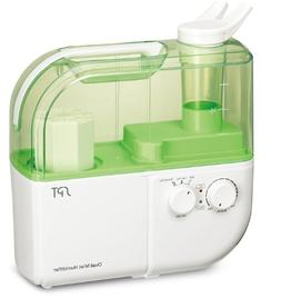 SPT Dual-Mist Ultrasonic Humidifier , Green