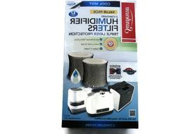 sunbeam cool humidifier filter d