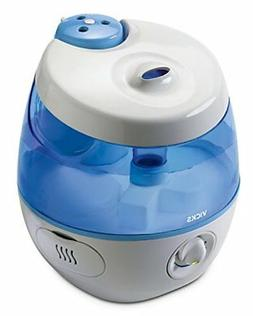 Vicks Sweet Dreams Cool Mist Humidifier Blue Small Humidifie