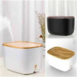 Timer Air Humidifier LED Lamp Ultrasonic Aromatherapy Essent