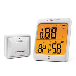 ThermoPro TP63 Digital Wireless Hygrometer Indoor Outdoor Th