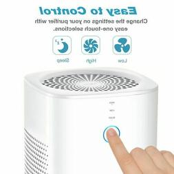 True HEPA Air Purifier Filter Cleaner Home Smoke Eater Indoo