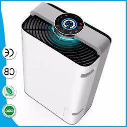 True HEPA Filter Air purifier + Ionizer Design + UV lamp + H