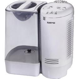 optimus u-32010 3.0-gallon warm mist humidifier with wicking