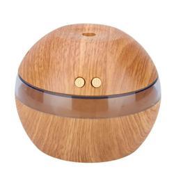 Ultrasonic Aroma Humidifier Aroma Essential Oil Diffuser Gra