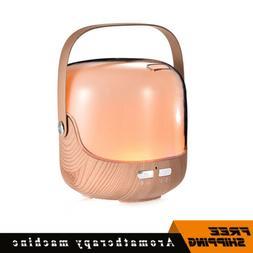 Ultrasonic Aromatherapy Mist Essential Oil Diffuser Humidifi