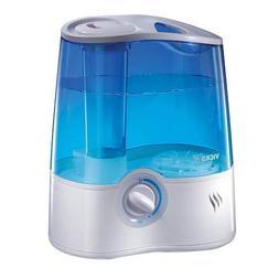 Vicks Ultrasonic 1.2 Gallon Cool Mist Humidifier, Model V510