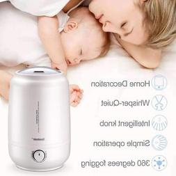 Ultrasonic Cool Mist Humidifier 5L Large Capacity Portable H