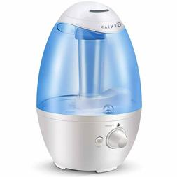Ultrasonic Cool Mist Humidifier - Best Air Humidifiers for B