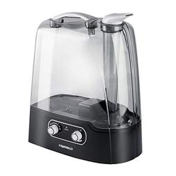 Clarion Air Ultrasonic Cool Mist Humidifier :: Whisper Quiet