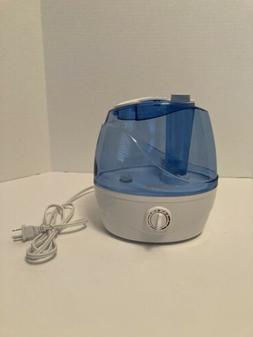 Ultrasonic Cool Mist Room Humidifier Purifier 2.0L Cap Adjus