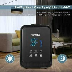 Ultrasonic Cool Warm Humidifier 4.5L With Remote Control