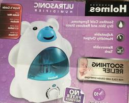 Holmes Ultrasonic Humidifer Visible Mist*Antimicrobial Produ