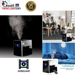 Ultrasonic Humidifier 6L Vaporizer Warm and Cool Mist for La
