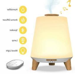 myLumi Ultrasonic Humidifier Bluetooth Lullaby & White Noise