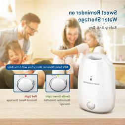 VicTsing Ultrasonic Humidifiers, Cool Mist Humidifier for Be