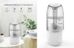 iTvanila Ultrasonic Humidifiers, Cool Mist Humidifiers for B