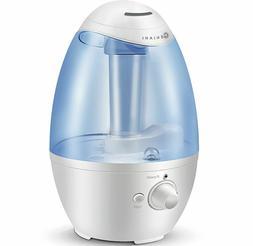 Ultrasonic Quiet Cool Air Mist Humidifier, Filter Free 3L Hu