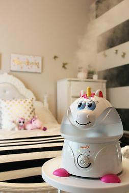Unicorn Cool Mist Humidifier Kids Crane Adorable Ultrasonic