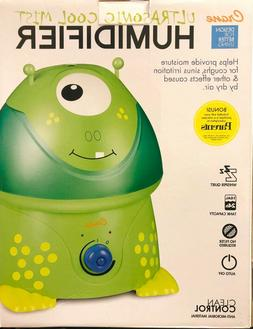Crane USA Filter-Free Cool Mist Humidifiers for Kids, Martia