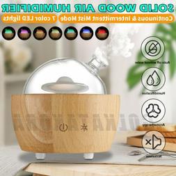 USB Aroma Essential Oil Diffuser Ultrasonic Humidifier Air P