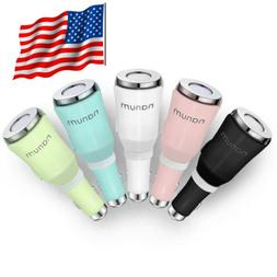USB Car Home Air Aromatherapy Purifier Aroma Essential Oil D