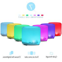 120ml USB Essential Oil Humidifier Aroma Air Aromatherapy Di