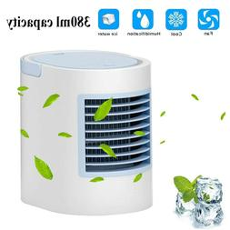 USB Portable Air Conditioner Humidifier Air Purifier Cooler
