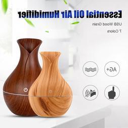 USB Grain Ultrasonic Air Humidifier Aromatherapy Mist Maker