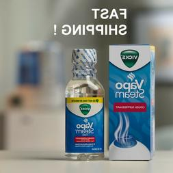 Vicks VapoSteam Medicated Steam Therapy, Helps Relieve Cough