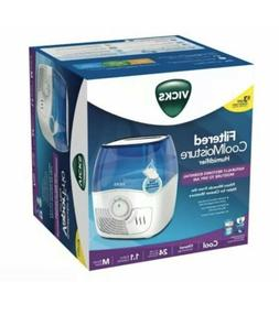 Vicks Vev400 Filtered Cool Mist Humidifier