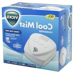Vicks Filtered Cool Moisture Humidifier Sm/Med Room 1.0 Gall