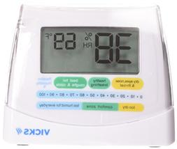 Vicks Humidity Monitor Helps You Keep Moisture at Ideal Leve